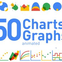 VIDEOHIVE 50 ANIMATED CHARTS & GRAPHS FREE DOWNLOAD
