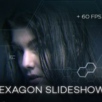 VIDEOHIVE GEXAGON SLIDESHOW FREE DOWNLOAD