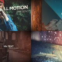 VIDEOHIVE INSPIRATIONAL INTRO – DYNAMIC SLIDES – AFTER EFFECTS TEMPLATES