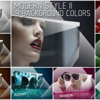 VIDEOHIVE MODERN STYLE II FREE DOWNLOAD