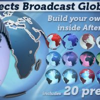 VIDEOHIVE BROADCAST GLOBE MAKER FREE DOWNLOAD