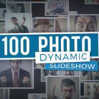 VIDEOHIVE 100 PHOTO – DYNAMIC SLIDESHOW FREE DOWNLOAD