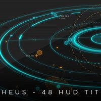 VIDEOHIVE PROMETHEUS – 48 HUD 2D & 3D TITLES FREE DOWNLOAD