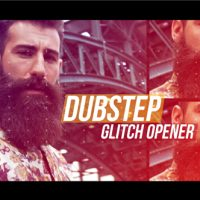 VIDEOHIVE DUBSTEP GLITCH OPENER – 4K FREE DOWNLOAD