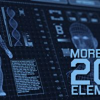 SCI-FI INTERFACE HUD PACKAGE – AFTER EFFECTS PROJECT (VIDEOHIVE)