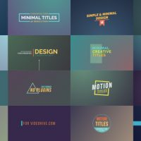 VIDEOHIVE MOTION TITLES 17490523 FREE DOWNLOAD