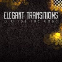 ELEGANT TRANSITIONS – MOTION GRAPHIC (VIDEOHIVE)
