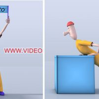 VIDEOHIVE CHARACTER ANIMATION OPENER FREE DOWNLOAD