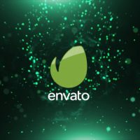 VIDEOHIVE PARTICLE WAVE LOGO FREE AFTER EFFECTS TEMPLATES