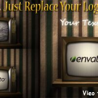 VIDEOHIVE OLD BROKEN TV FREE AFTER EFFECTS TEMPLATE