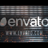 VIDEOHIVE EPIC 3D METAL LOGO FREE DOWNLOAD