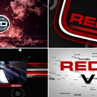 VIDEOHIVE RED FX V.2 FREE AFTER EFFECTS TEMPLATE