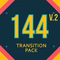 VIDEOHIVE TRANSITIONS PACK – AFTER EFFECTS PROJECT