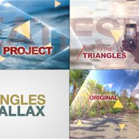 VIDEOHIVE TRIANGLES WORLD OF PARALLAX FREE DOWNLOAD