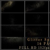 GLITTER SPLASHING 16 PACK – MOTION GRAPHIC (VIDEOHIVE)