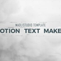 VIDEOHIVE MOTION TEXT MAKER FREE DOWNLOAD
