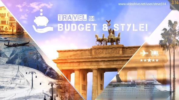 Videohive Travel Agency Tv Commercial Free