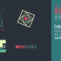 VIDEOHIVE QUICK MINIMAL CLICKING LOGO FREE DOWNLOAD