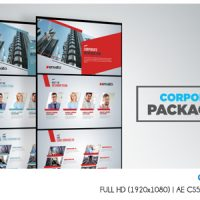 VIDEOHIVE CORPORATE PACKAGE 03 FREE DOWNLOAD