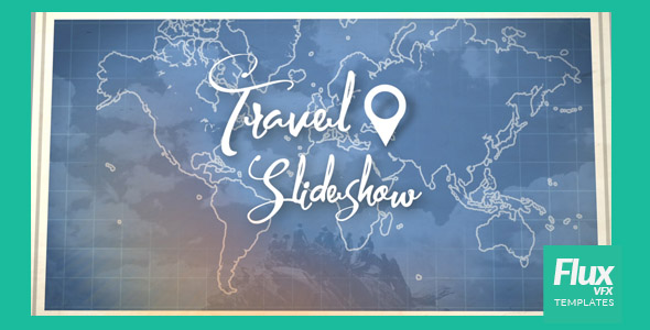 Videohive map travel slideshow free download free after for Adobe after effects templates torrent