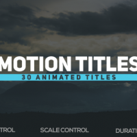 VIDEOHIVE MOTION TITLES 18721403 FREE DOWNLOAD