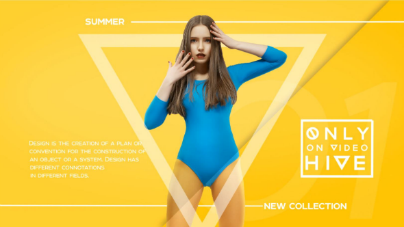 Videohive Fashion Promo After Effect Template