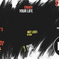 VIDEOHIVE SMOOTH TYPOGRAPHY FREE DOWNLOAD