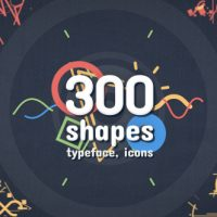 VIDEOHIVE SHAPE ELEMENTS – MOTION GRAPHICS PACK