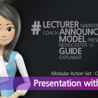 VIDEOHIVE PRESENTATION WITH CATHY OFFICE UNIFORM