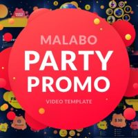 VIDEOHIVE MALABO / PARTY PROMO