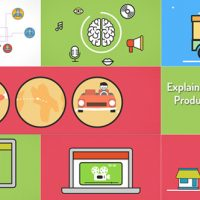 VIDEOHIVE EXPLAINER VIDEO PRODUCTION OPENER – AFTER EFFECTS PROJECT