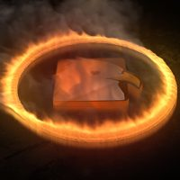 VIDEOHIVE FIRE LOGO REVEAL 18514115 FREE DOWNLOAD