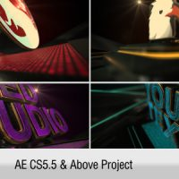 VIDEOHIVE LED STUDIO LOGO – FREE DOWNLOAD