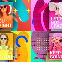 VIDEOHIVE LET'S MAKE CREATIVE FREE AFTER EFFECTS TEMPLATE