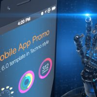 VIDEOHIVE MOBILE APP PROMO PACK FREE DOWNLOAD