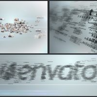 MULTI VIDEO & MULTI TEXT LOGO FORMATION – AFTER EFFECTS PROJECT (VIDEOHIVE)