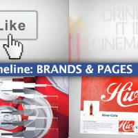 VIDEOHIVE FACE TIMELINE  BRANDS&PAGES FREE TEMPLATE