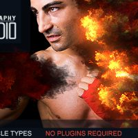 VIDEOHIVE PARTICLE GRAPHY STUDIO FREE DOWNLOAD