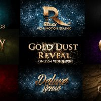 VIDEOHIVE GOLD DUST REVEAL FREE DOWNLOAD