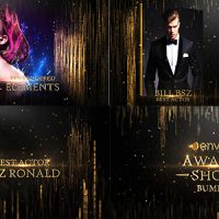VIDEOHIVE AWARDS SHOW 18730960 FREE DOWNLOAD