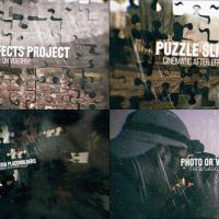 VIDEOHIVE PUZZLE SLIDESHOW FREE DOWNLOAD