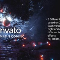 VIDEOHIVE 4K MAGICAL CHRISTMAS OPENER 2 FREE DOWNLOAD