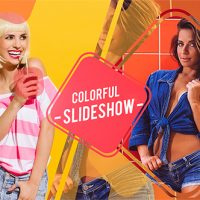 VIDEOHIVE COLORFUL SLIDESHOW – FREE DOWNLOAD