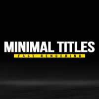 VIDEOHIVE MINIMAL TITLES PACK FREE DOWNLOAD