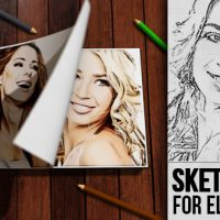 VIDEOHIVE SKETCHBOOK FREE DOWNLOAD