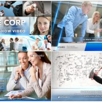 VIDEOHIVE SIMPLE CORPORATE SLIDESHOW FREE DOWNLOAD