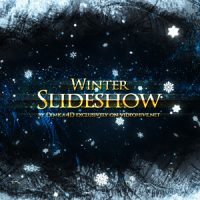 WINTER SLIDESHOW – AFTER EFFECTS PROJECT (VIDEOHIVE)