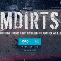 MDIRTS 4K – 150 ORGANIC STATIC COMPOSITING ELEMENTS OF LENS DIRTS & SCRATCHES (MOTIONVFX)