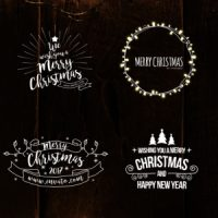 VIDEOHIVE CHRISTMAS TITLES 18716178 FREE DOWNLOAD