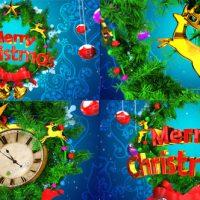 VIDEOHIVE CHRISTMAS OPENER & COUNTDOWN